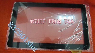 USA- New Touch Screen Digitizer Panel For iRulu eXPro X11 10.1 Inch Tablet PC 8S