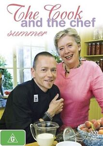 The-Cook-And-The-Chef-Summer-DVD-2006-2-Disc-Set-NEW-amp-SEALED-TZ1