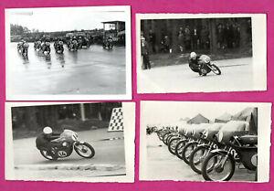 Lettonia-Lettland-Moto-Anello-Races-Lotto-di-7-Vintage-Foto-289