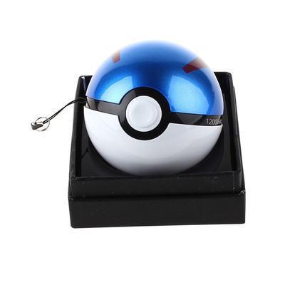 Pokemon Go Power Bank Portable 12000Mah Powerbank Phone USB Charger - Great Ball