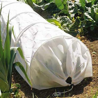 Gardman Garden Plant Fleece Grow Tunnel Cloche - 3m