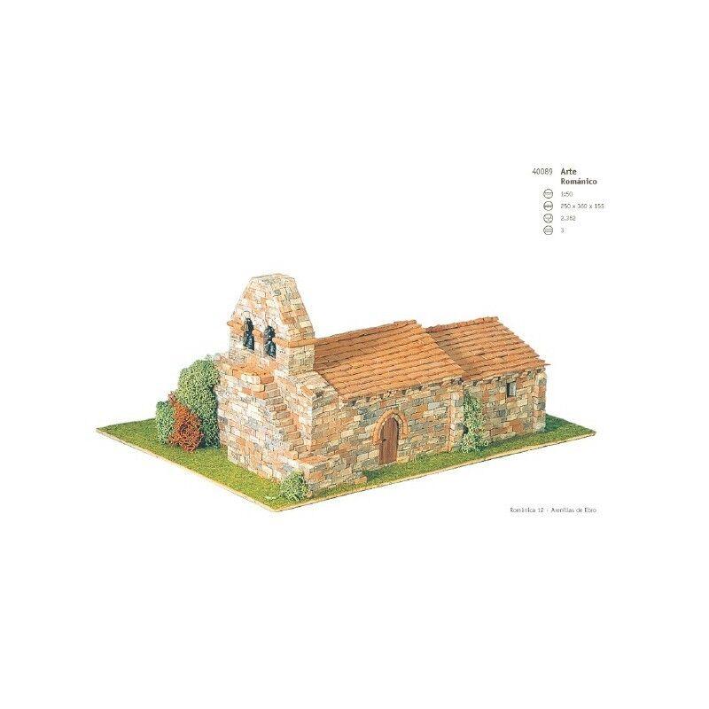 COSTRUZIONE ROMANICA 12 Arenallas de de de Ebro ( Domus  - 40089 ) 2419b8