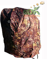 1 Man Hide Out,camouflage,leaf,shooting Tent,pop Up Folding Seat For Stalking