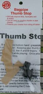 Thumb-Stop-Aid-for-Learner-Practice-Chanter-Highland-Bagpipe-Pipers-Choice