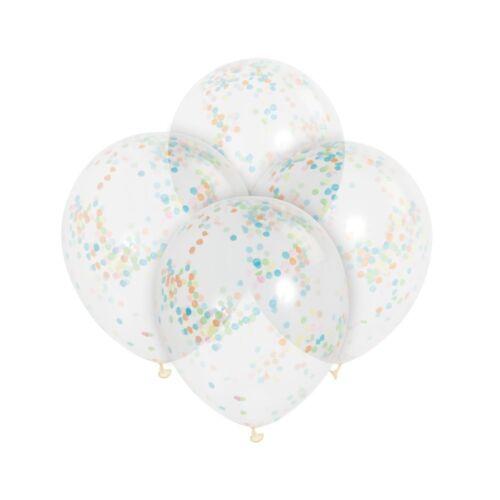 Tableware Supplies Balloons /& Decorations CONFETTI CAKE Birthday Party Range