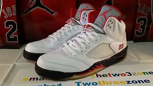 Nike Air Jordan 5 Retro CDP sz 12 V 3lab5 iv vi xi toro laser x ovo doernbecher