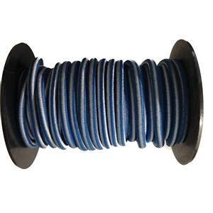 Plastimo - Bobine 10 mètres Sandow / élastique diam. 6mm recouvert Polyéthylène