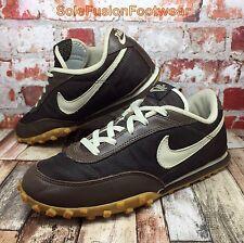 Nike Da Uomo Waffle Racer Scarpe da ginnastica Brown SZ 9 LTD VINTAGE Running Scarpe da ginnastica US 10 EU 44