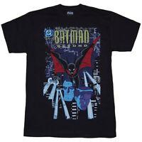 Batman Beyond 1 Comic Cover T-shirt