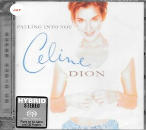 cd celine dion falling into you