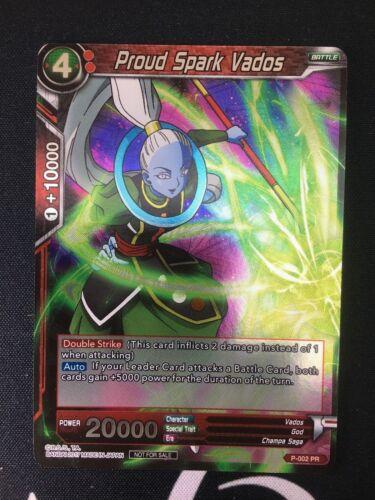 Promo Cards Dragon Ball Super Card Game Singles Dash Tournament PR