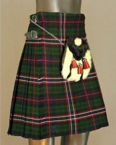 Écossais Tartan National Kilt Par Kilt Écossais   Sur Mesure   Laine Acrylique Cool En éTé Et Chaud En Hiver