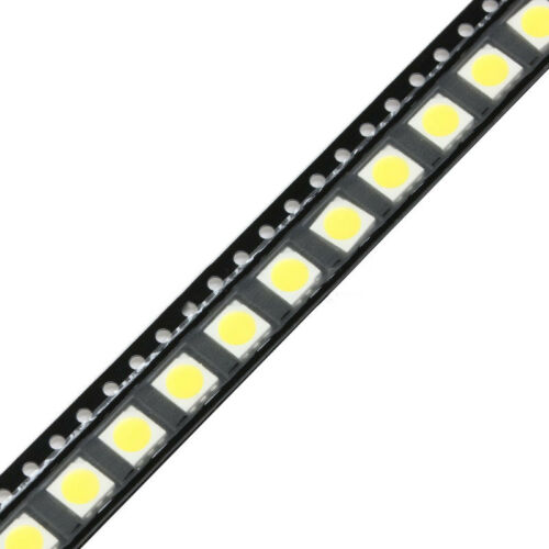 SMD 5050 LED White Red Blue Yellow Green Purple Pink RGB Light Emitting Diodes