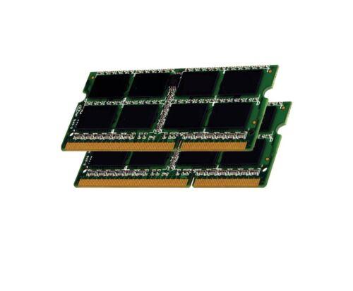 8GB 2x4GB Memory PC3-8500 DDR3-1066MHz SODIMM HP G Series Notebook G32-305TX