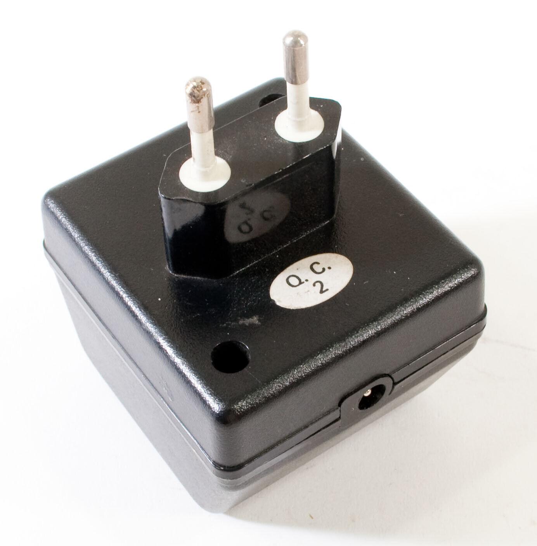 09-48-24VT AC-AC Adapter 24V 370mA Original Charger Power Supply Europlug Q436