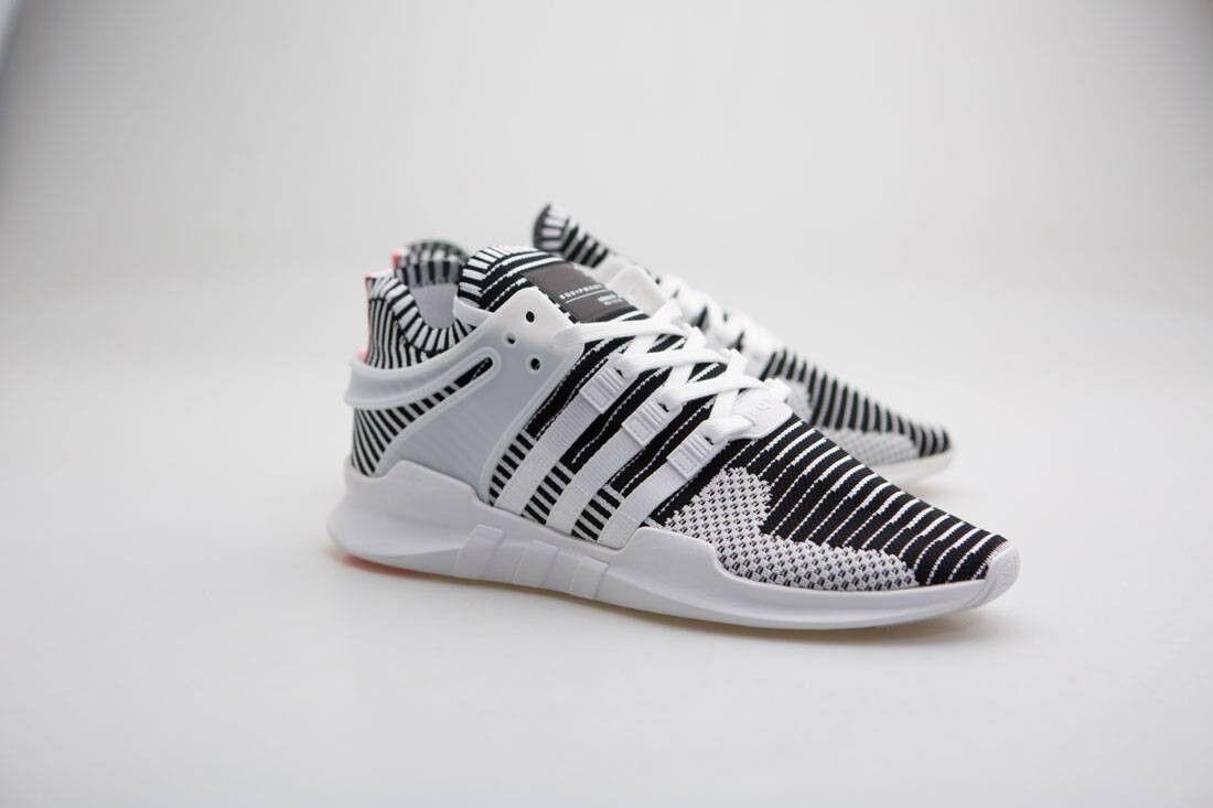 Adidas Men EQT Support ADV Primeknit Weiß footwear Weiß turbo BA7496