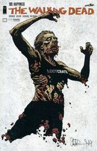 The-Walking-Dead-132-2014-Adlard-Loot-Crate-Variant-Comic-Book-Brand-New-Sealed