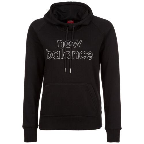New Balance Essentials Kapuzenpullover Damen NEU Kapuzensweatshirt Hoodie