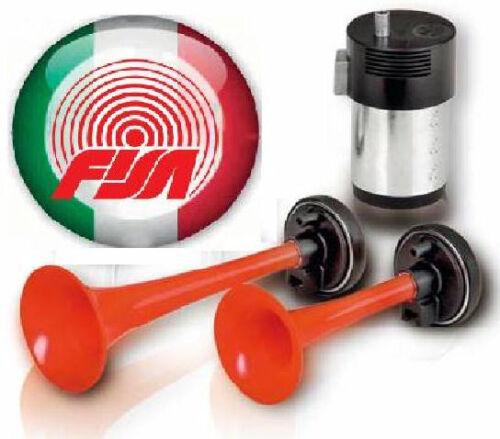 Bocina 2 Sonido Compresor Fanfarria Productos Marca