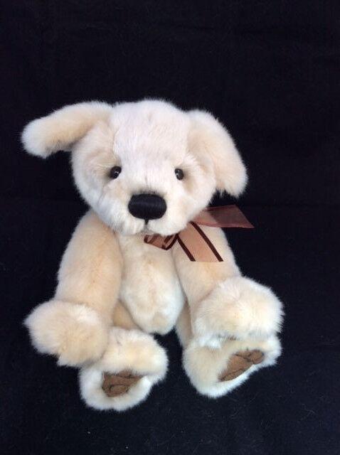 Charlie Bears 2016 Puppie Love TRIX