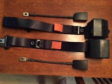 BMW 2002 tii Seat Belts Pair of 3 point retractable