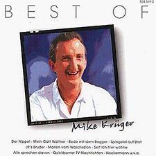 MIKE KRÜGER - BEST OF-MIKE KRÜGER  CD NEU