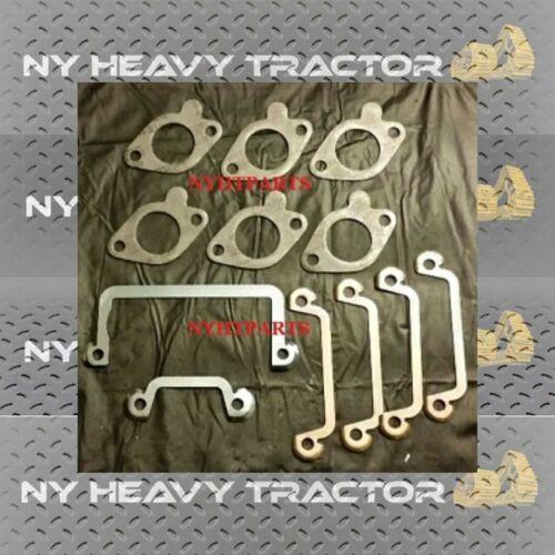 2721956 272-1956 Gasket X6 W// Locks Caterpillar C7 3126  Exhaust Manifold KAL