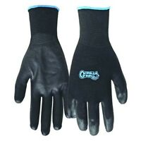 1 Pr Work Glove Grease Monkey Large Gorilla Grip Gloves