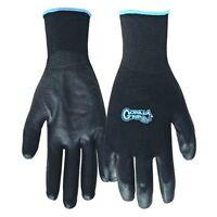 1 Pr Work Glove Grease Monkey Large Gorilla Grip Gloves