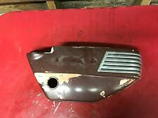 Suzuki GT250 Right Side Cover  GT 250 Oil tank