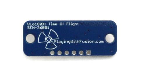 3-5V in Distance Sensor With Ambient Light VL6180X Time-of-Flight Range
