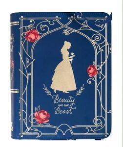 ccbb7f53d03 Disney Target Beauty And The Beast Book Purse Rose Belle Dapper ...