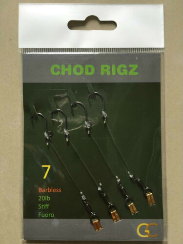 crochets poids cheveux rigs émerillons - cr Fishing tackle readytied cema rigs 4 per pack