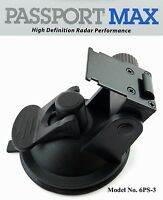 Super Grip Suction Cup For Escort Passport Max Series & Bel Gt-7 Radar Detector