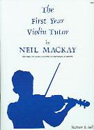 MACKAY FIRST YEAR VIOLIN TUTOR