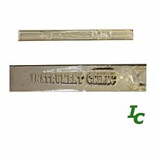 IC Clear Shellac Stick (12 pack), for Saxophone, Clarinet Pads, USA!