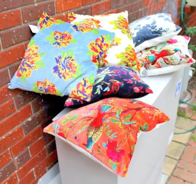 Boho Hippie Patchwork Style Velvet Pillow Case Decorative Cushion Cover 45*45cm