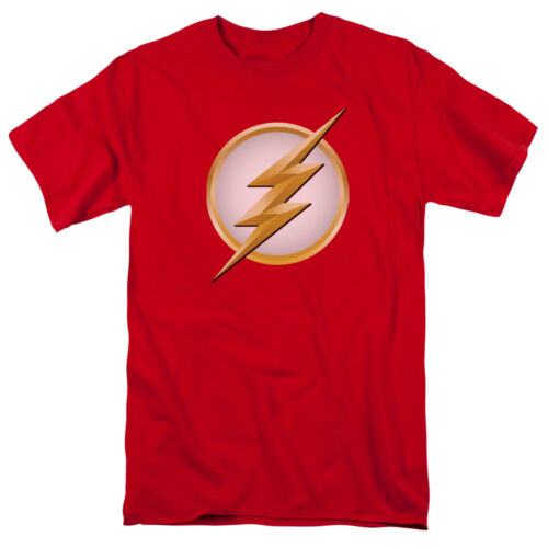 The Flash TV Series NEW LOGO Licensed Adult T-Shirt All Sizes