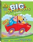 School Zone Giant Dot-to-Dots Workbook by Hinkler Books (Paperback, 2015)