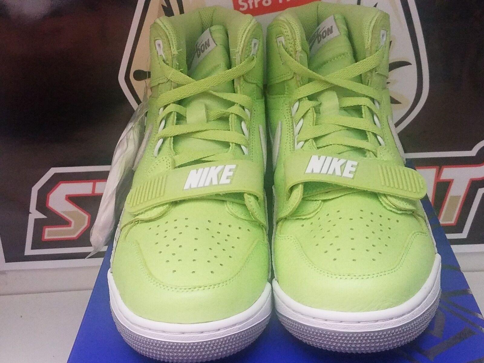 Nike will nur x jordanien vermächtnis 312 geist grüne grüne grüne größe 10,5 aq4160-301 neue 0fb02b