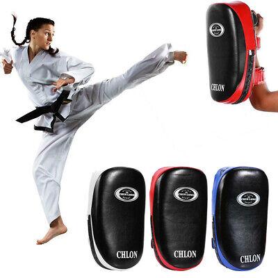 Taekwondo Focus Foot Boxing Kick Target Punch Pad Shield for Martial Training US
