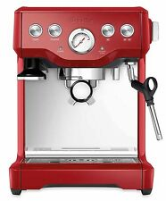 f28574d2ec9 Breville BES840XL BES840CBXL Red Infuser Espresso Stainless Steel Coffee  Machine