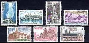 France-1978-Yvert-n-1996-a-2002-neuf-1er-choix