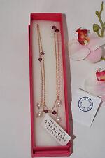 Sautoir Ines de la Fressange éléments swarovski - Collection Perles