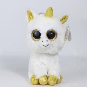 c06b77c2504d6f Plush Toy 6 TY Beanie Boos Big Eyes With Tag Soft Stuffed Toy Kids