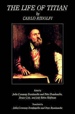 1 of 1 - The Life of Titian-ExLibrary
