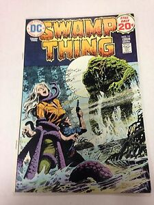 Swamp-Thing-11-August-1974-volume-1-Nestor-Redondo