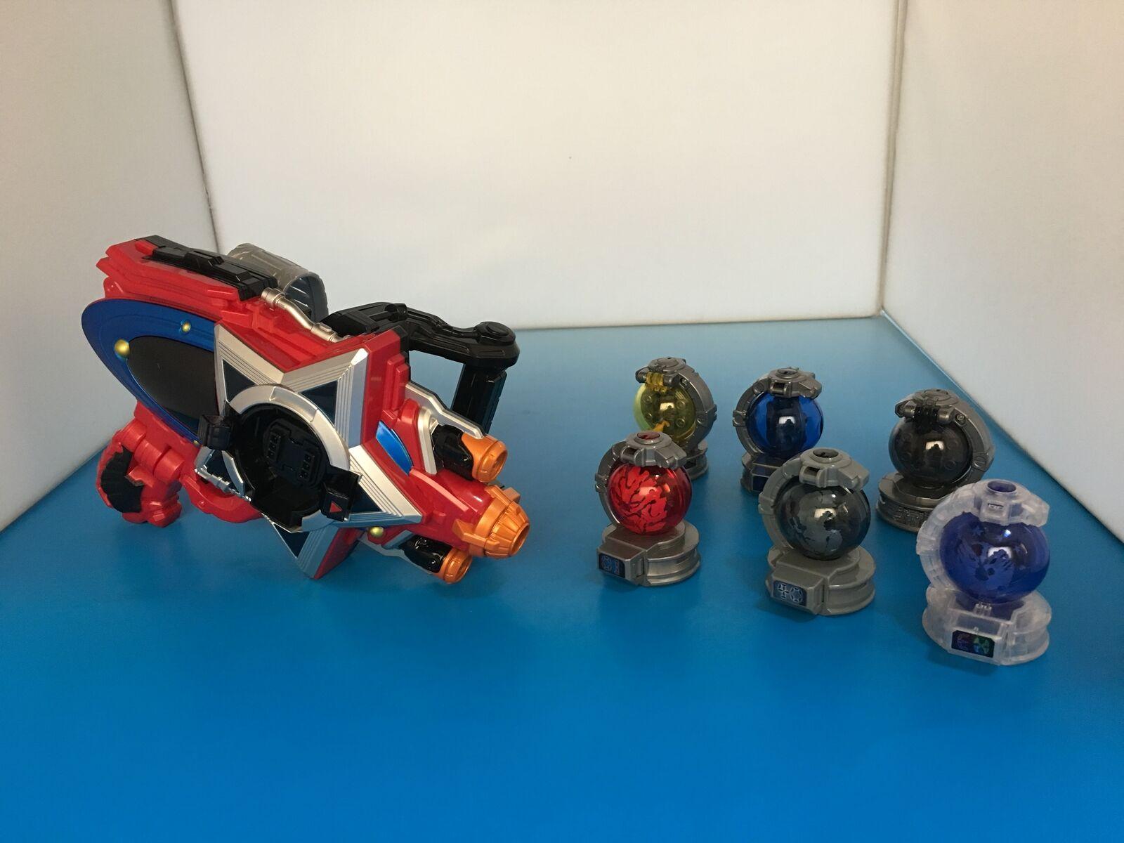 Power Ranger Uchu Sentai Kyuranger DX Transformation Controller Seiza Blaster 57