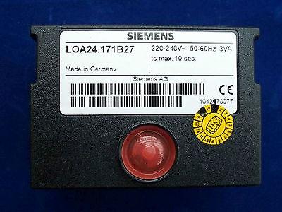 Rispettoso Siemens Stufe Sportello Automatico Loa 24.171b27 Centralina Ricambio Per Loa 21 + Loa 22-omat Loa 24.171b27 Steuergerät Ersatz Für Loa 21 + Loa 22 It-it Mostra Il Titolo Originale Merci Di Alta Qualità