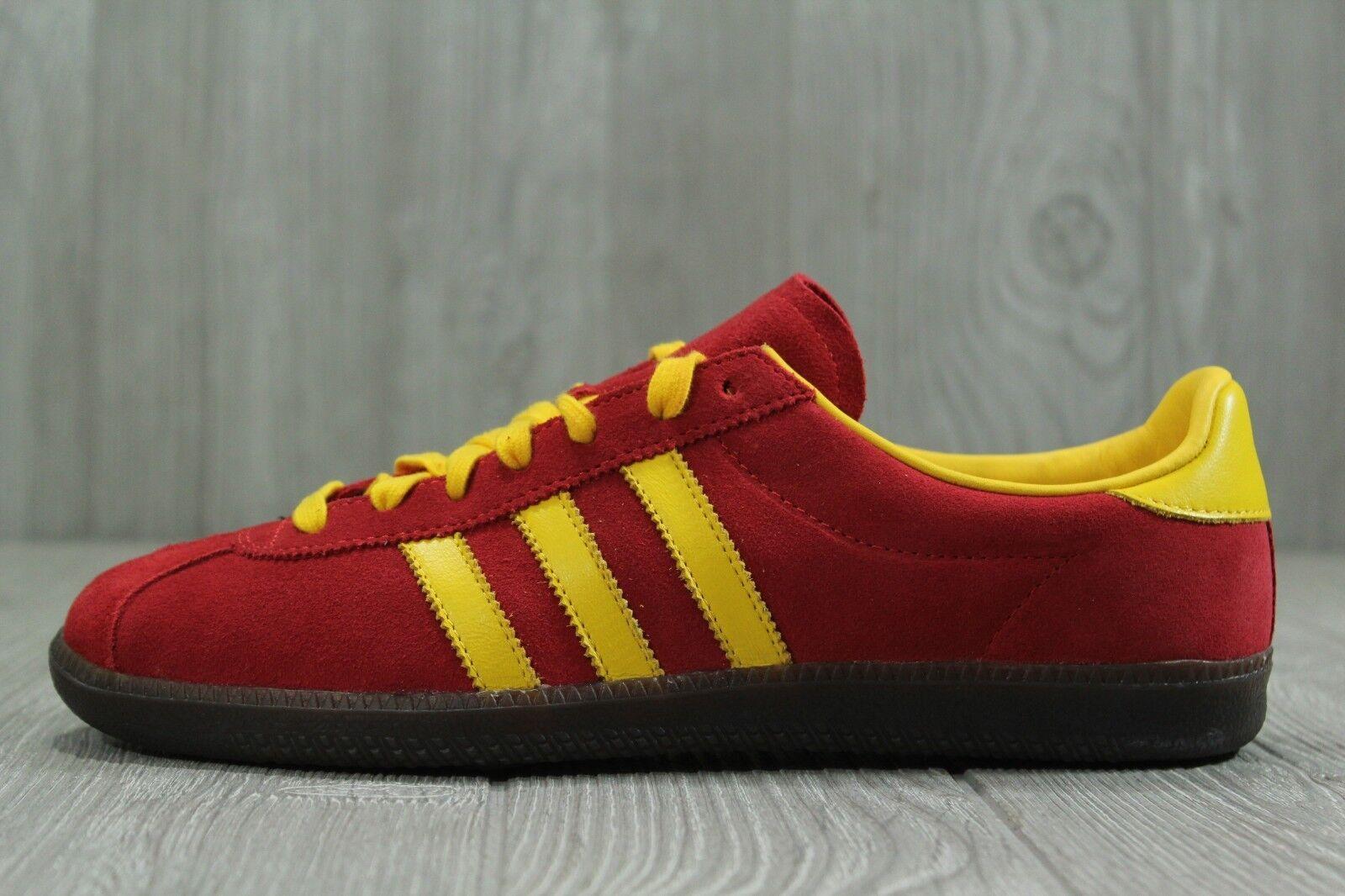 34 Adidas Spiritus Spezial Leather shoes Mens Size 9, 10.5, 12 CG2923